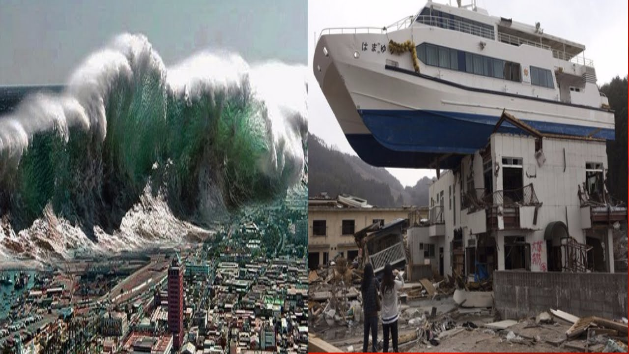 Worst Natural Disasters Ever